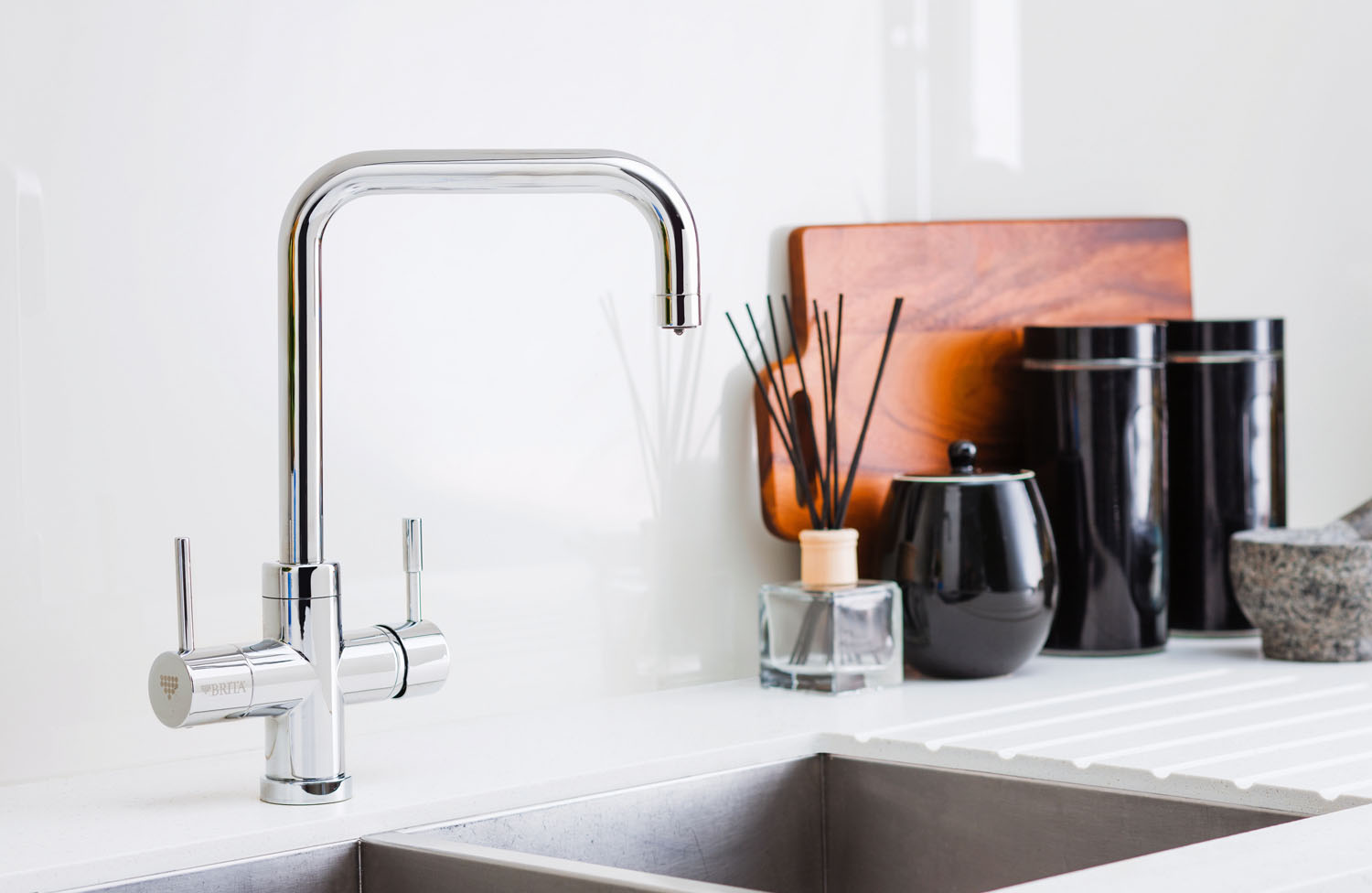 Tapware: Not your traditional kitchen sink