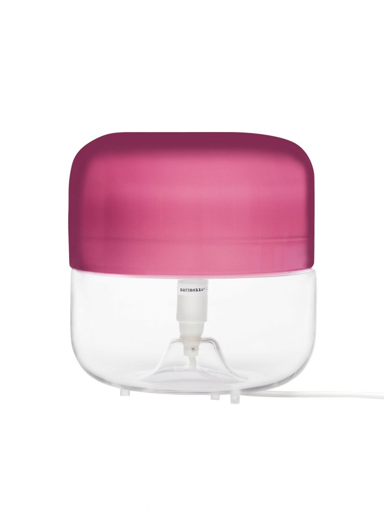 Valoisa glass lamp, $550, marimekko.com