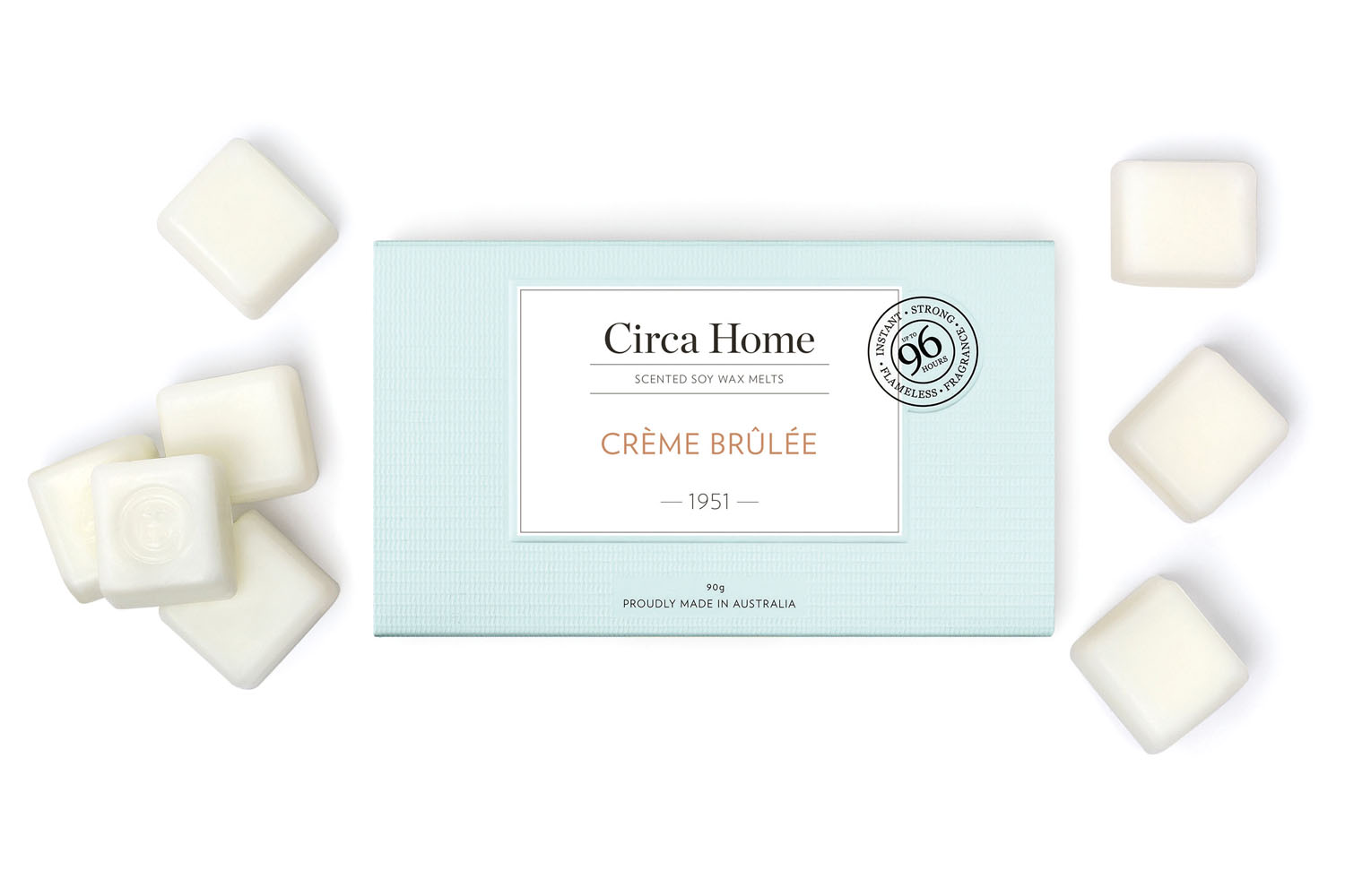 Circa Home Scented Melts Creme Brulee_$9.95