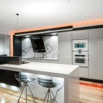 Timeless elegance: kitchen glass doors