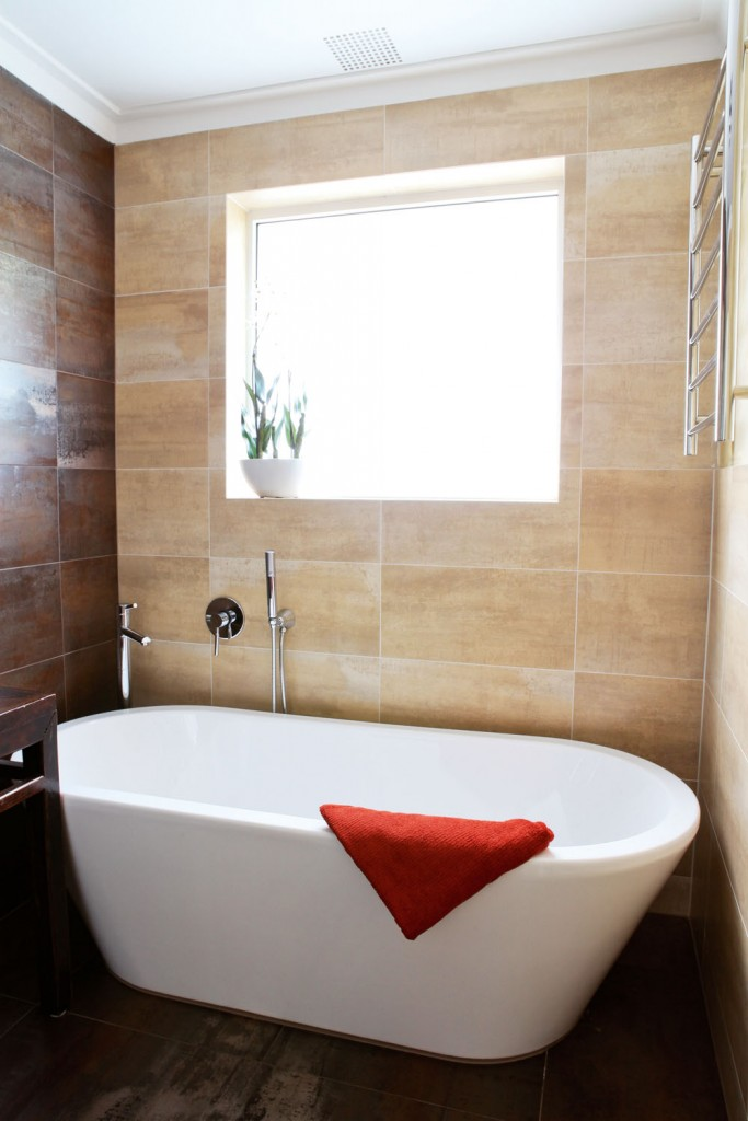 Bathroom design by Cameron Slater for Smart Style Bathrooms