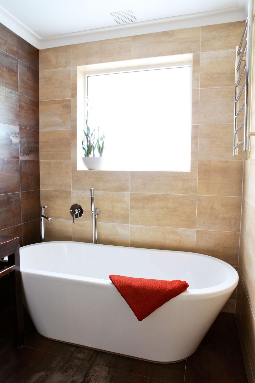 Treat yourself: Creating a bathroom sanctuary