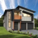 Meeting high demand: narrow lot designs