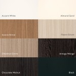 Creating a modern look: decorative boards