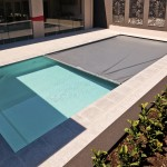 An elegant and environmentally-friendly pool cover