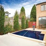 A sustainable solution: pool cover range