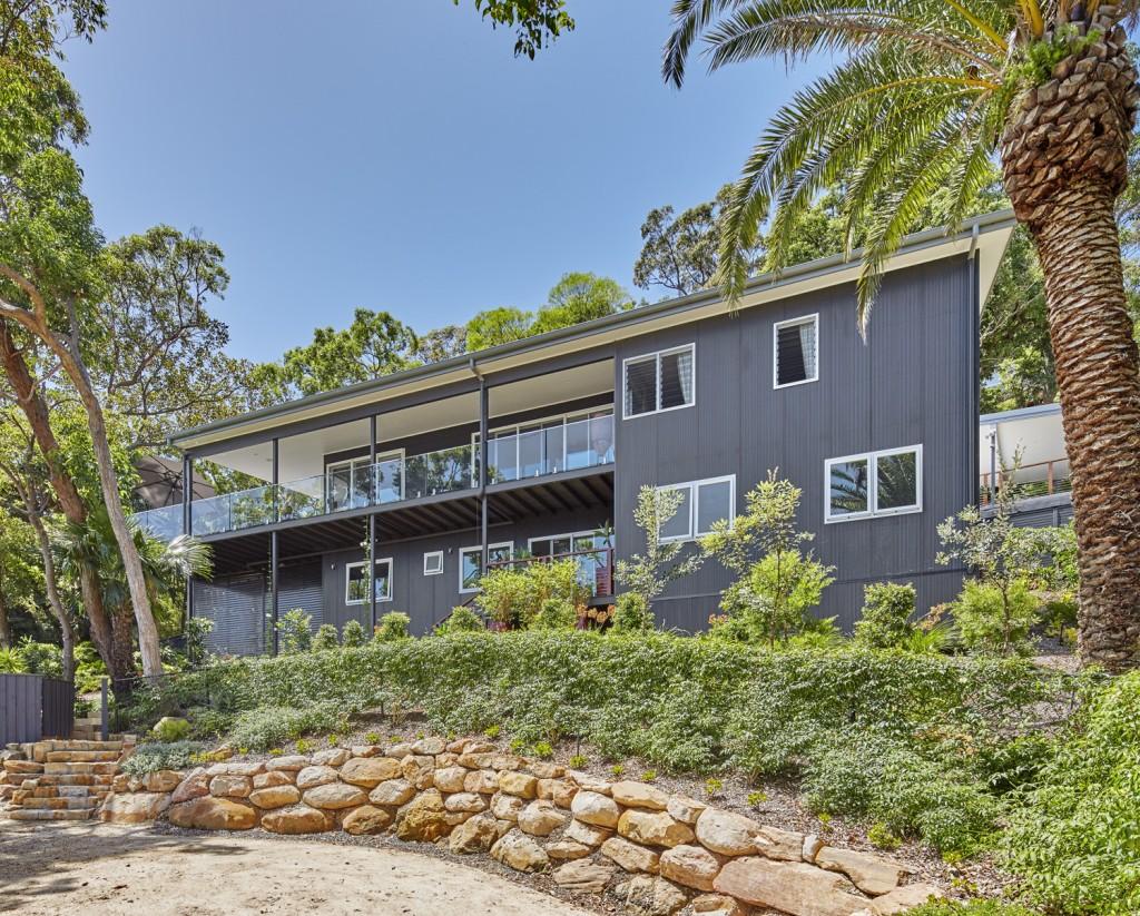 Renovated home: Palm beach paradise