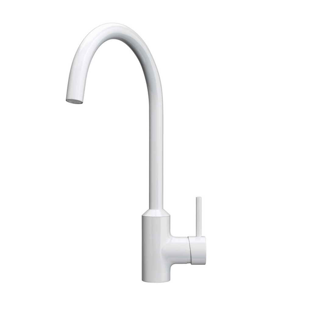 Style doesn't have to be expensive — IKEA Ringskar single-lever kitchen mixer tap