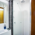 Real bathroom: Small yet spacious