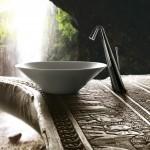 Jungle-inspired bathroom accessories