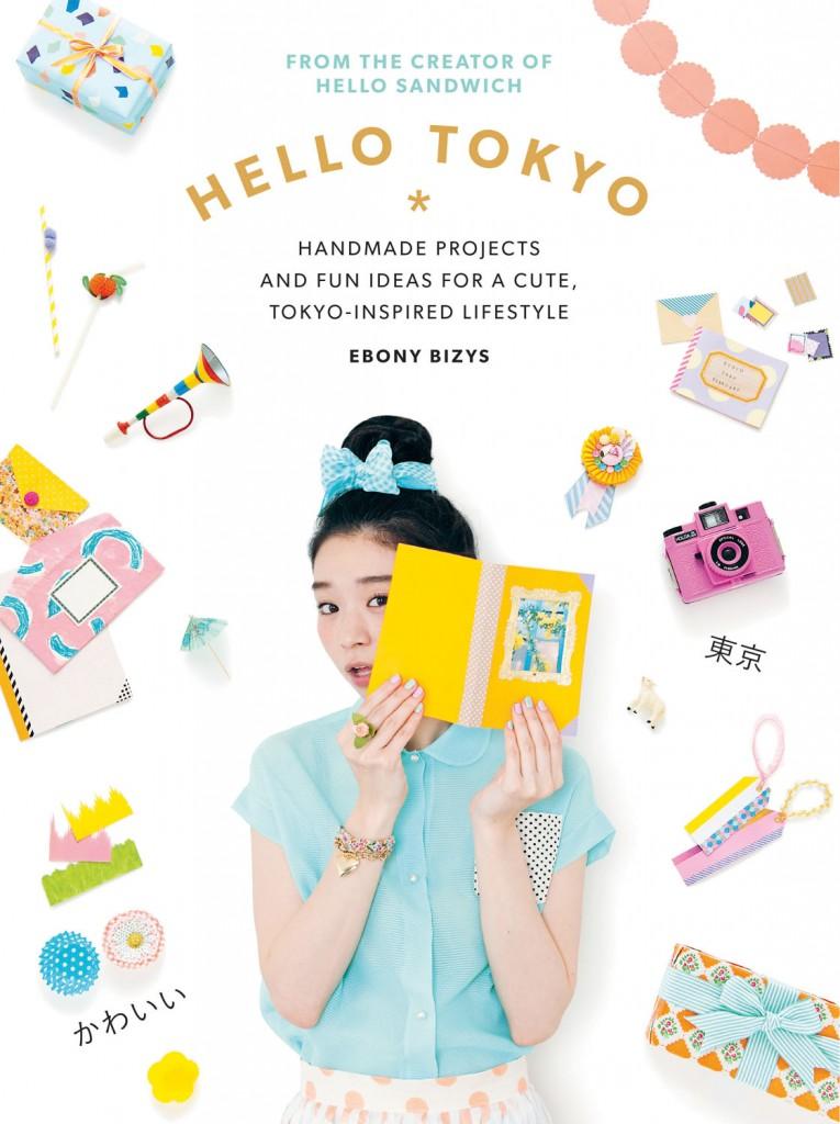 Hello Tokyo by Ebony Bizys, murdochbooks.com.au