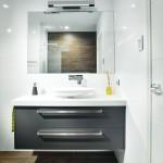 New-age bathroom retreat
