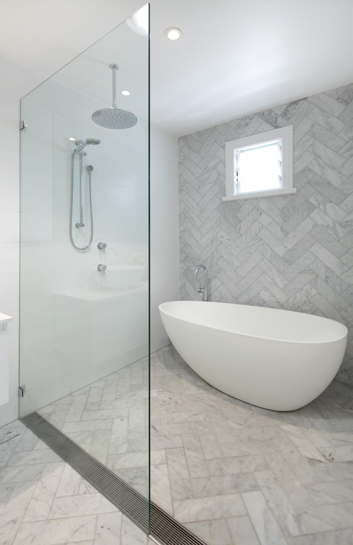 Grey bathrooms designline bathrooms3 - Timeless Luxury Bathroom Design Timeless Luxury Bathroom Design