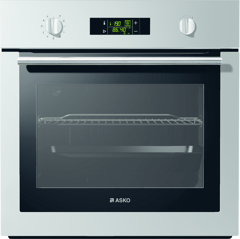 Minimum effort, maximum result: self-cleaning oven range