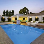 California inspiration: pool design