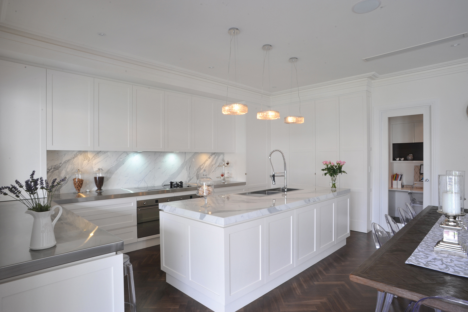 Timeless Sophistication Kitchen Design Completehome