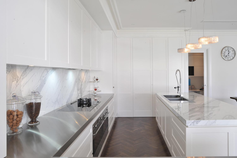 Timeless Sophistication Kitchen Design Completehome