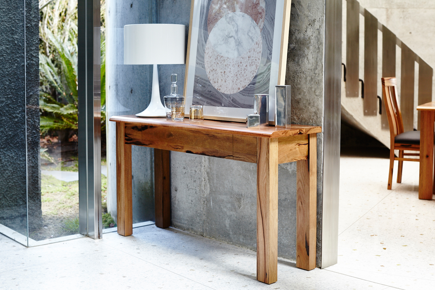 Simpson Lamp Table-0004237
