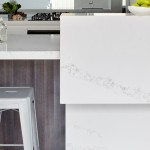 Inspired by nature: natural quartz benchtops