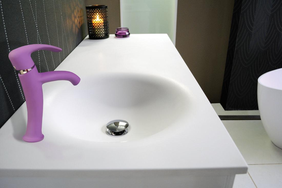 Perfect elements: bathroom furniture range