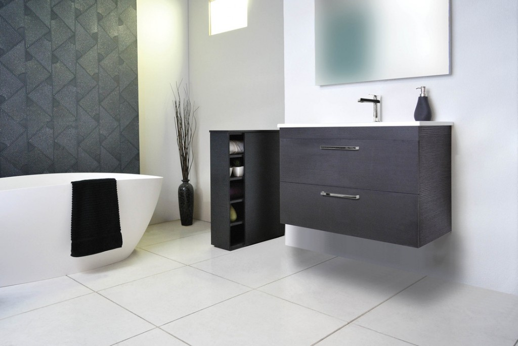 Perfect elements: bathroom furniture range