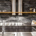 Industrial twist: raw kitchen