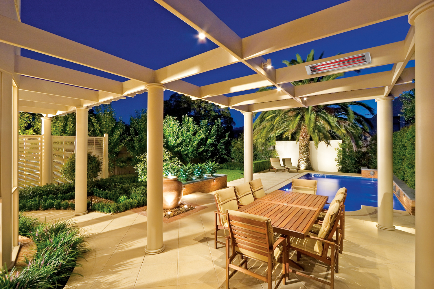 Superior Technology Outdoor Heaters Completehome