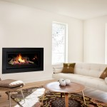 The perfect combination: direct-vent gas fireplace