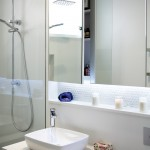 Modern simplicity: bathroom design