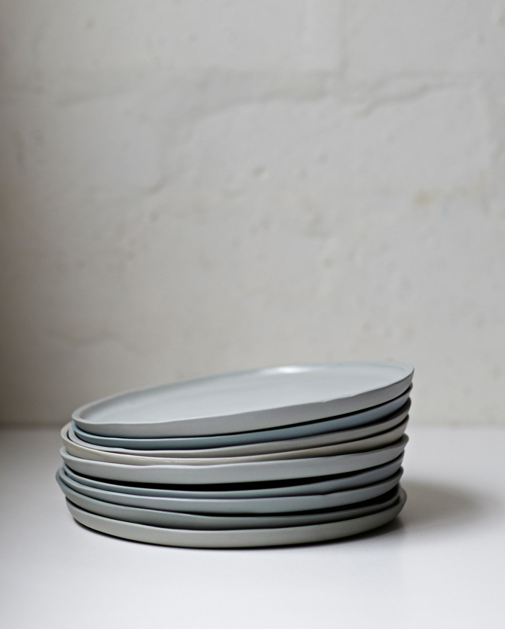 10 Porcelain Plate the design Hunter
