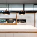 Pristine dream: kitchen design
