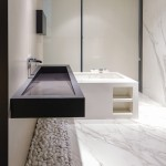 Only natural: kitchen and bathroom surfaces