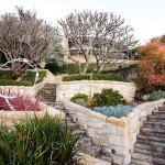 Coastal classic: water-edge garden