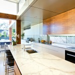 Spacious transformation: kitchen design