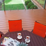 No stain, no pain: durable decking solution - Hardie board decking