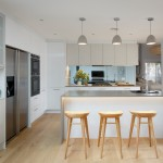 Working metallics into your kitchen