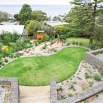 Surf-side beauty: garden design