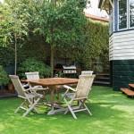 True vision: a modern garden