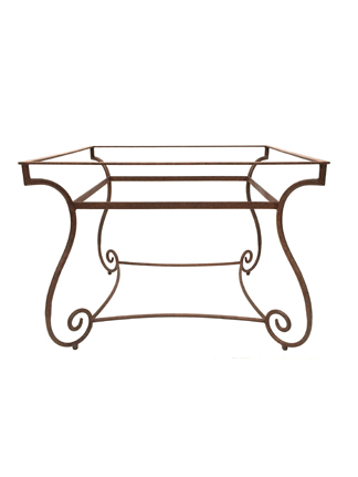 Brighton Garden Table Sqaure