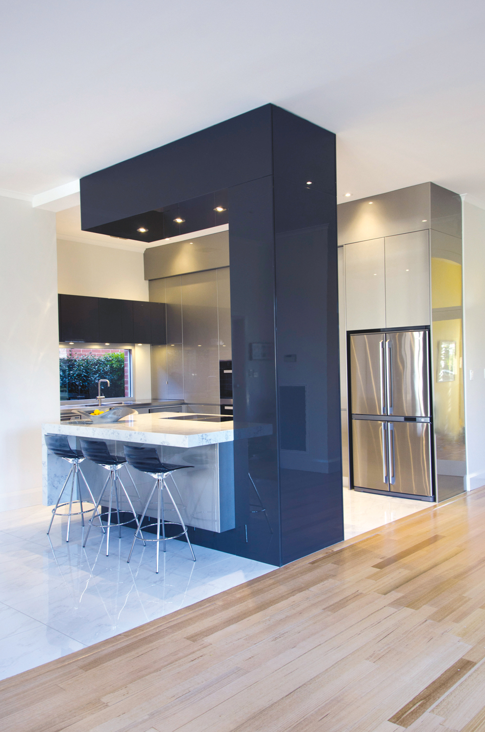Architectural wonder contemporary kitchen completehome for Architectural kitchen design