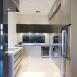 Architectural wonder: contemporary kitchen