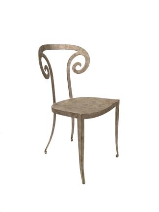 Hampton Side Chair - Side