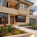 Natural light: a contemporary home