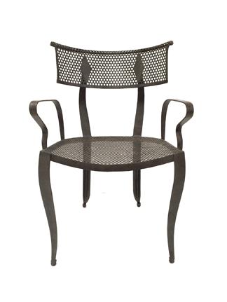 Medina Arm Chair - Fossil