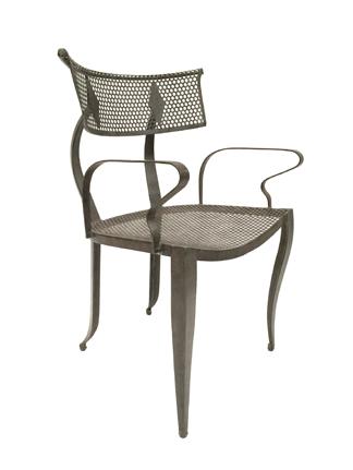 Medina Arm Chair - Side