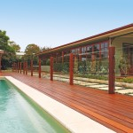 The timber touch: outdoor decking