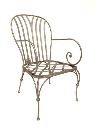Paris Garden Chair - Natural