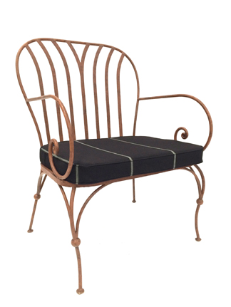 Paris Occasional Chair Showing Cushion