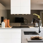 Scandinavian simplicity: an ultra-modern kitchen