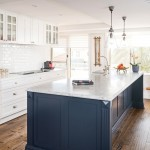 Coastal calm: Hamptons kitchen